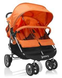 The Easiest Double Strollers to Push and Steer With One Hand